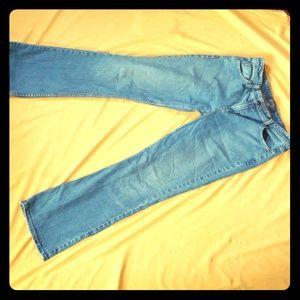 Levis Misses 14 Bootcut Jeans